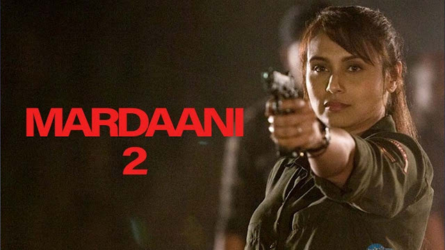 Mardaani 2 Official Poster
