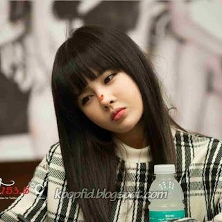 Foto Terbaru Jeon Boram Member T-ara