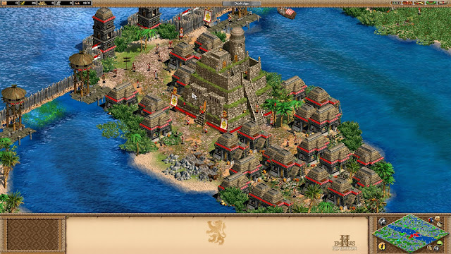 Age of Empires II HD The Forgotten Free Full Version Screenshot 3