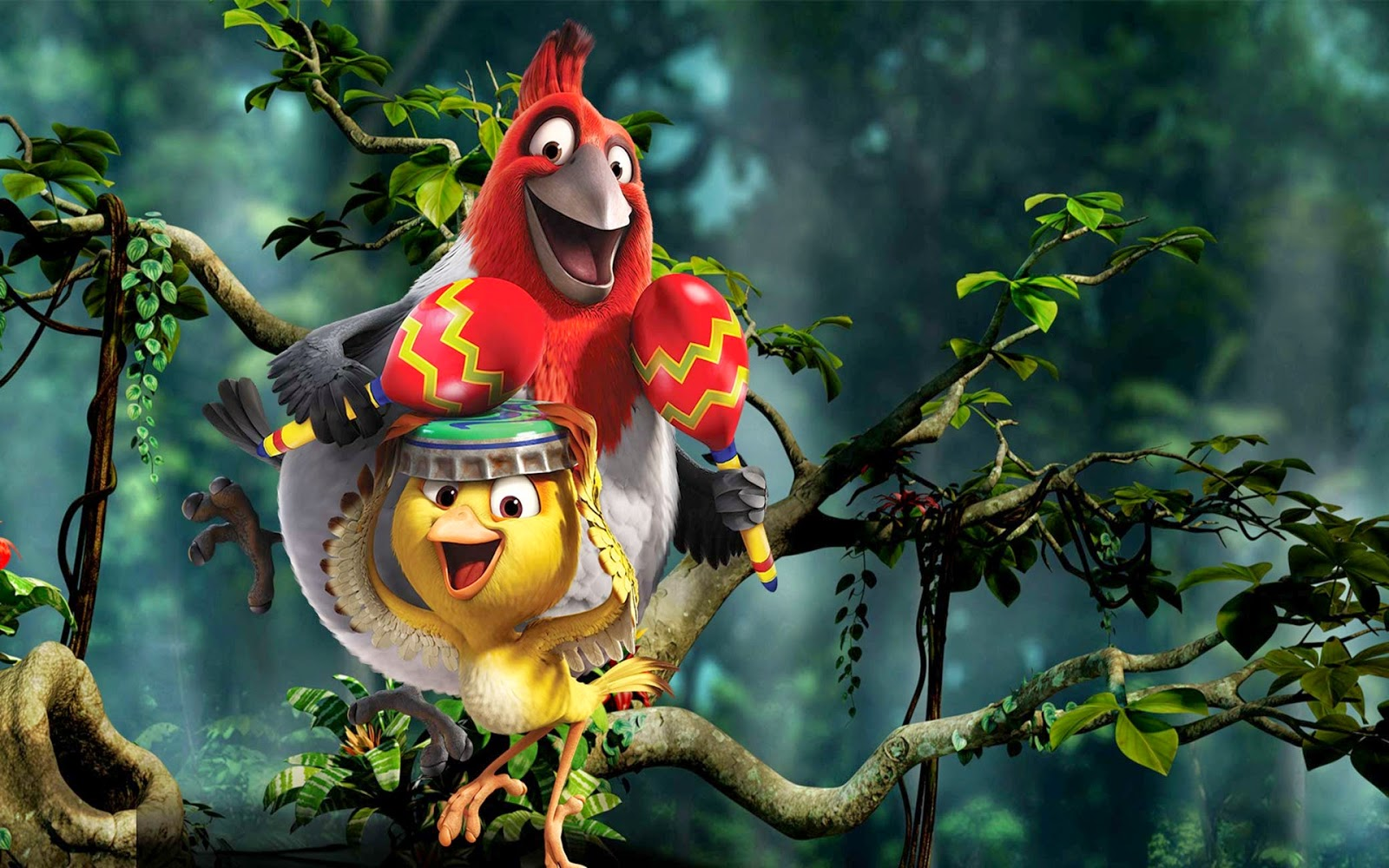 Best Rio 2 Wallpaper Collection For Kids