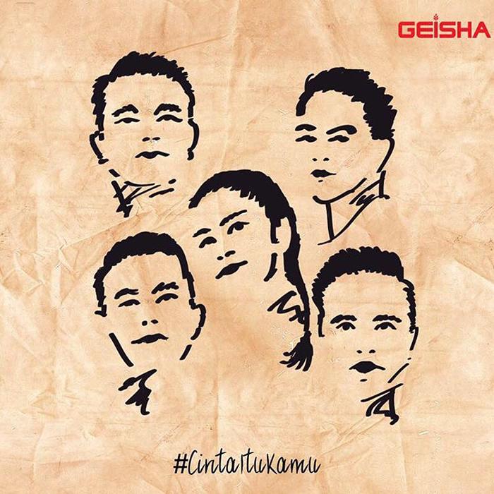 Lirik Lagu Cinta Itu Kamu - Geisha