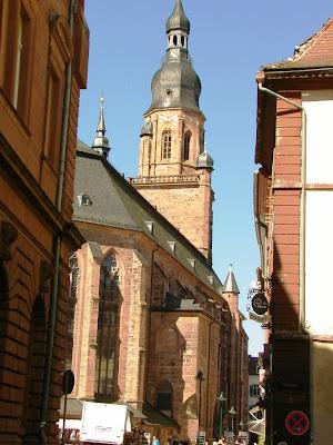 Bachwoche in der Heidelberger Heiliggeistkirche