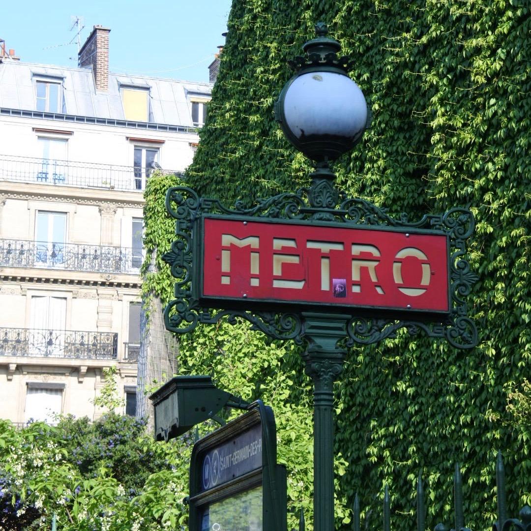Cafe Parisien St Germain