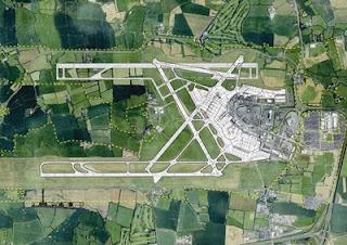 Parallel Runway Dublin Airport