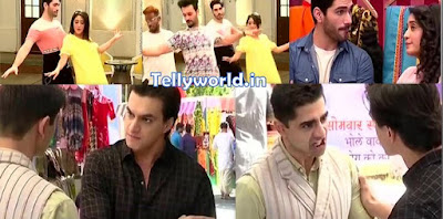 "Yeh Rishta Kya Kehlata Hai Episode Spoiler "" Kartik Gets Jealous To See Naira-Rishab Dancing Together Argument with Naksh "" 4th March 2019 Video Written Update."