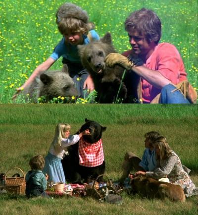Jelenetek a Robinson család kalandjai a vadonban filmekből