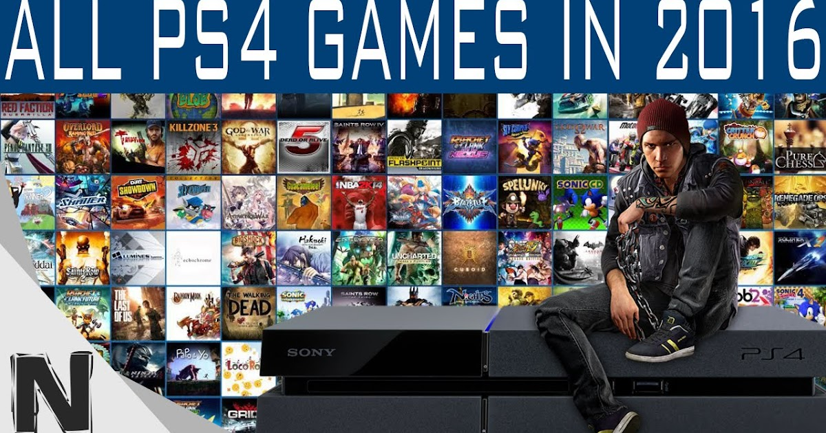 All Ps4 Launch Games : List of all ps games confirmed for