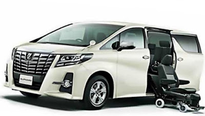 Toyota Alphard 2017 Review