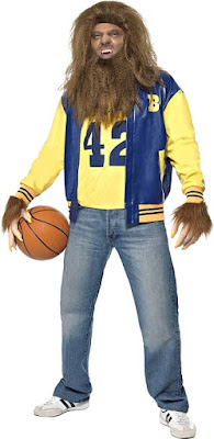 SEPT 11 - TEEN WOLF SCOTT HOWARD COSTUME - the perfect choice for 80s and Halloween dress-up.