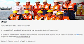 seafarer jobs in singapore