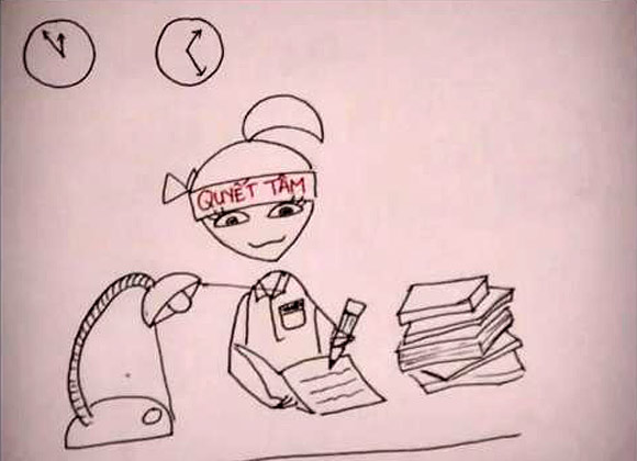 Ai là người chăm làm bài tập về nhà nhất 12 chòm sao