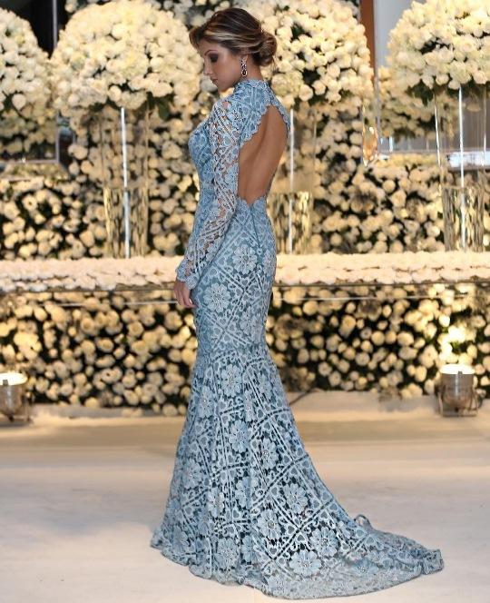 Fotos de vestidos de renda bonitos