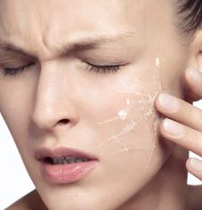 cara menghilangkan kulit keriput