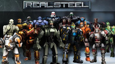 Real Steel HD Mod Apk Full