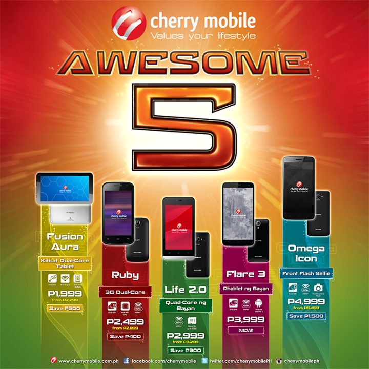 Cherry Mobile Awesome 5
