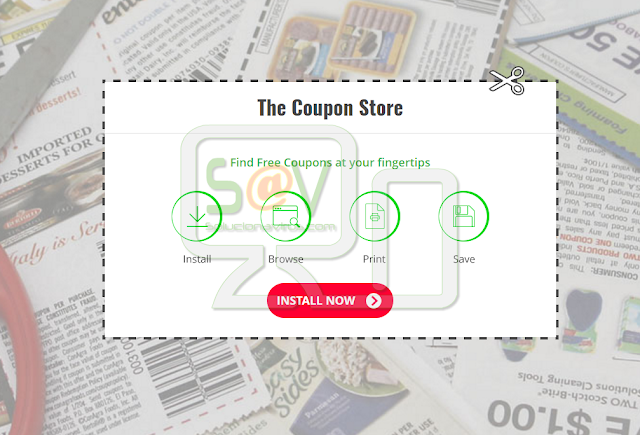 The Coupon Store (Adware)
