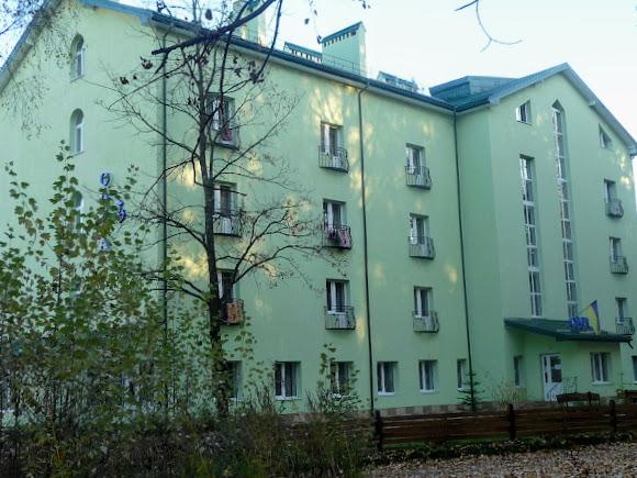 Моршин. Пансіонат-санаторій «Одеса»