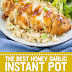 The Best Honey Garlic Instant Pot Chicken Breasts