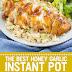 The Best Honey Garlic Instant Pot Chicken Breasts