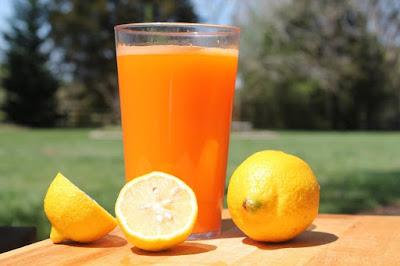 عصير برتقال طبيعي و اقتصادي