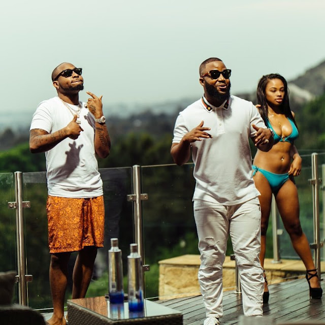 [Music] Cassper Nyovest  – Check On You Ft. Davido | @iam_Davido , @CassperNyovest