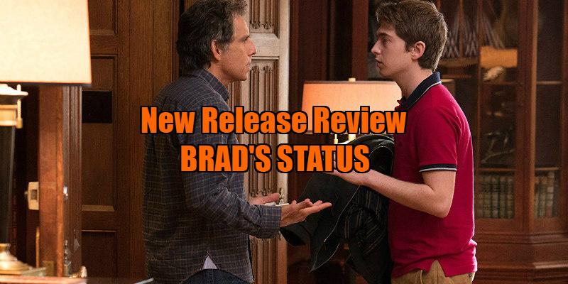 BRAD'S STATUS review