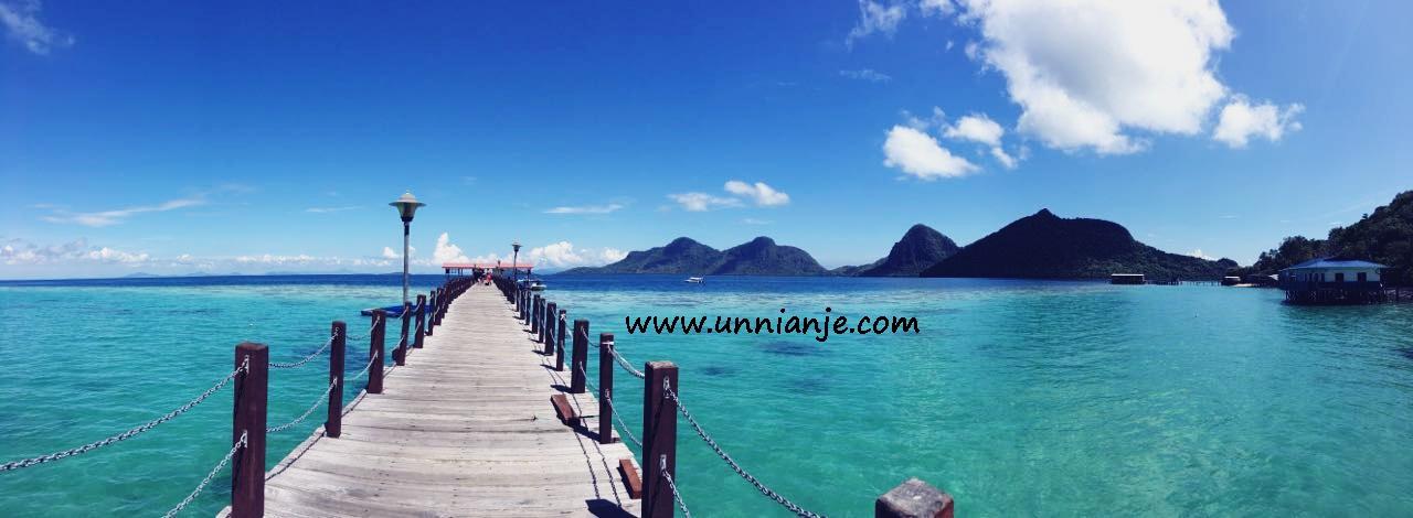 Pulau Bohey Dulang, Semporna Tempat Menarik Di Sabah