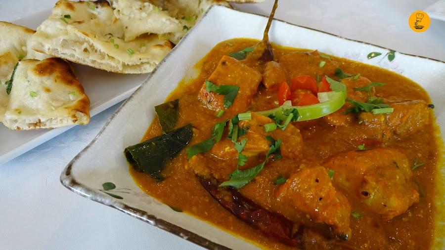 Goan masala en Shampan Indian Madrid