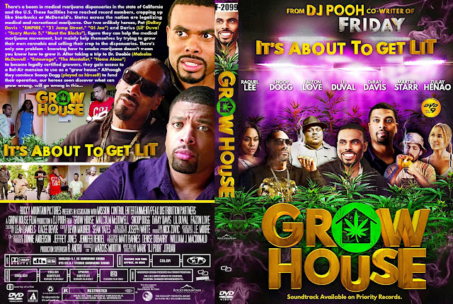 Grow House DVD Cover