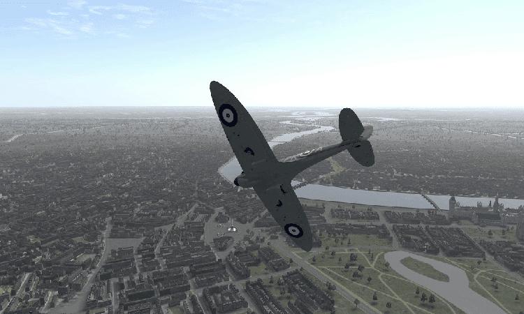 تحميل لعبة IL 2 Sturmovik Cliffs of Dover Blitz مضغوطة