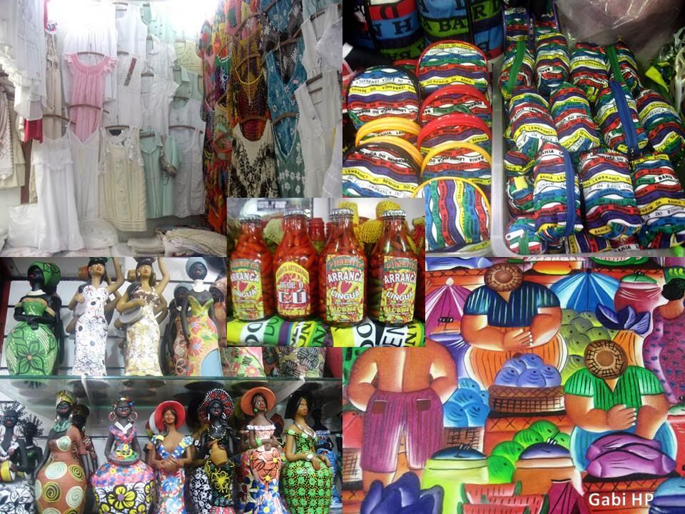 Souvenir Mercado Modelo Salvador Bahia