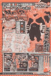 Tetsu Inada como la voz de Endeavor