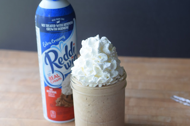 how to make a homemade chocolate chip frappe