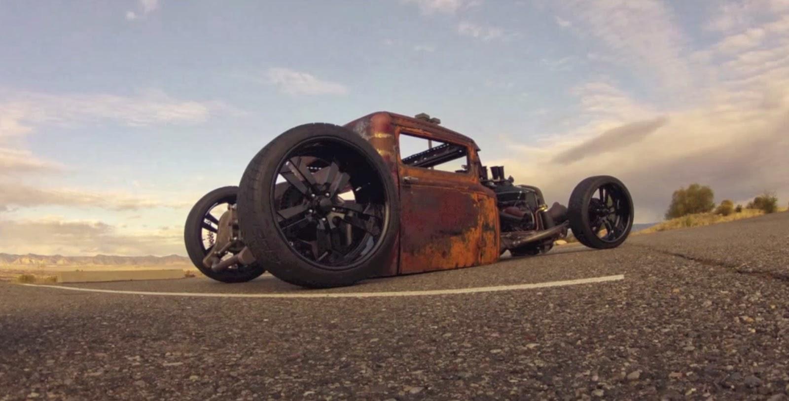 rat rod cars best - photo #49