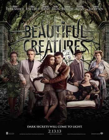 Beautiful Creatures 2013 Hindi Dual Audio BRRip Full Movie Download