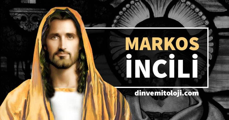 kutsal kitap pdf, Markos İncili, Markos İncili pdf, hristiyanlık, İnciller, Yeni Ahit,