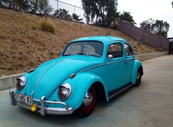 1964 Volkswagen Bug Daily Driver
