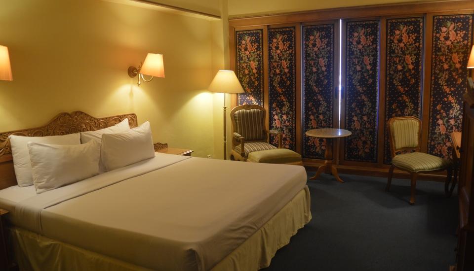 Hotel Mutiara terbaik- Yogyakarta Indonesia