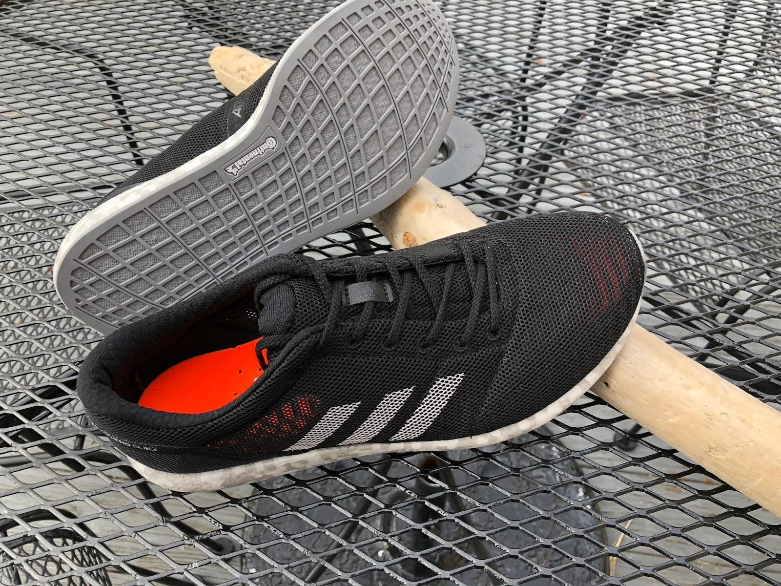 994cd306bdf2d Road Trail Run  In Depth Adidas Adizero Sub2 Multi Tester Review ...