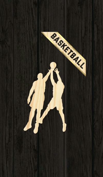 Basketball Wood Style Ver.3