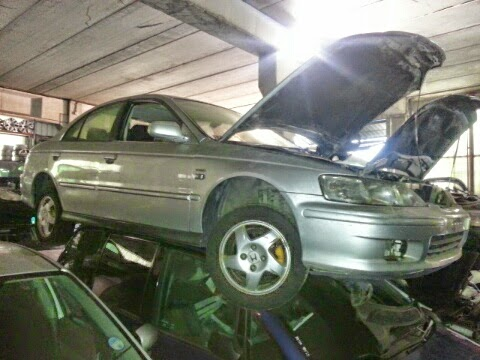 DESPIECE DE HONDA ACCORD 2.0i 147cv TIPO MOTOR F20B6