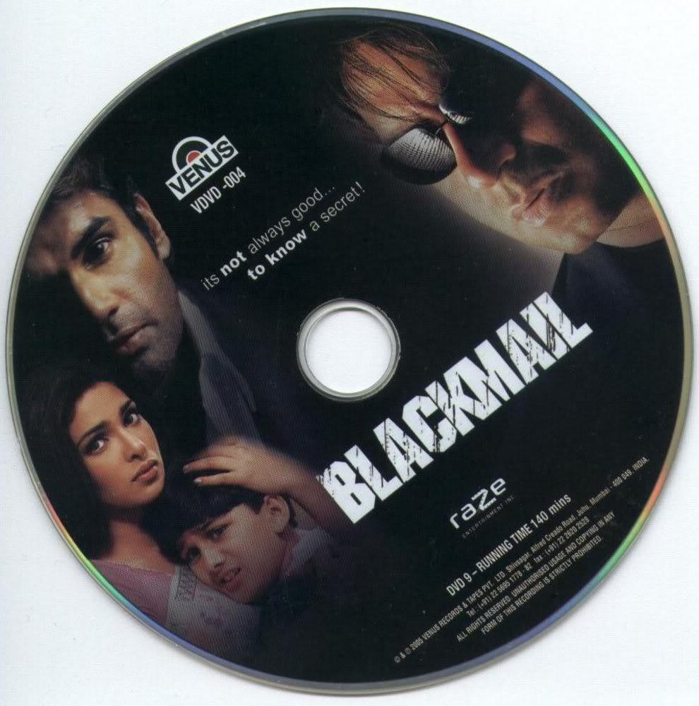 CINE HINDU: Blackmail (2005