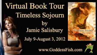 An Interview with author Jamie Salisbury