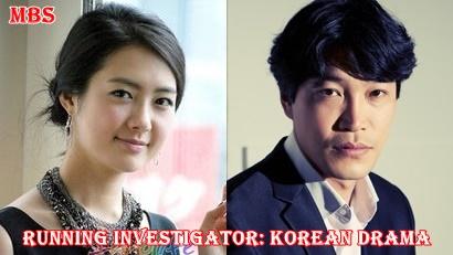 Running Investigator cast
