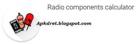 Radio components calculator 4.0.7 apk