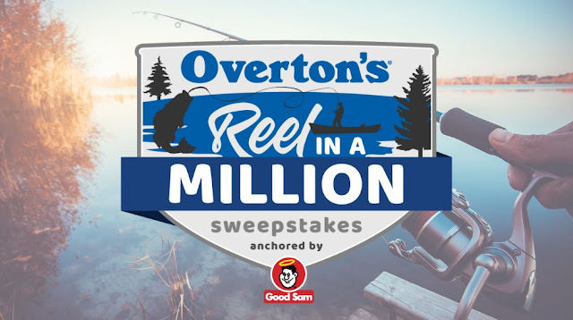 Reel In A Million Sweepstakes ~ Sweepstaking net - A one stop shop