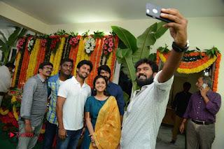 Nani Keerthi Suresh Nenu Local Movie Opening  0009