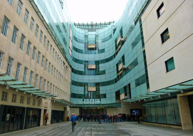 BBC, Portland Place.
