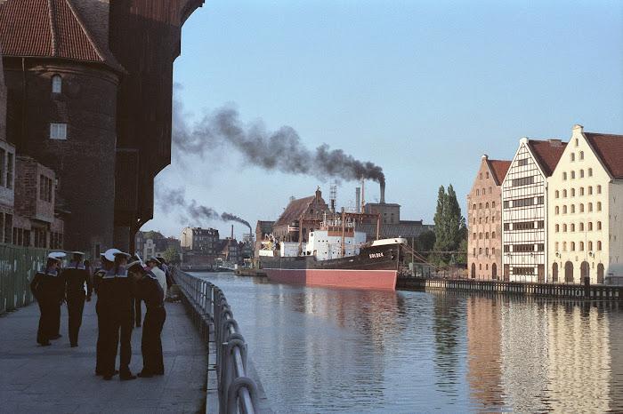 Gdansk, Stara Motlava, © L. Gigout, 1990