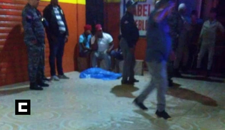Video: Atracadores matan niño de un balazo en Valiente, Santo Domingo Este